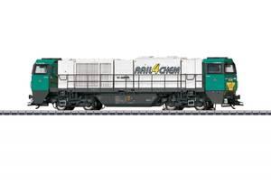 Bilde av Rail4Chem Vossloh G2000