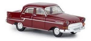Bilde av Opel Kaptein '56, vinrød